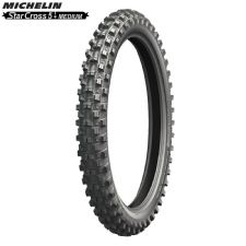 Michelin Rear Tyre AC10 (E Mark Road Legal) Size 100/100-18